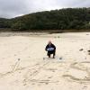 White sands of Morar